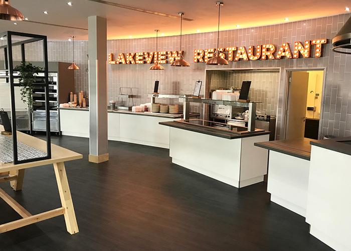 Lakeview Restaurant, Computacenter UK